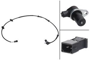 Sensor, hjulturtall, Bakaksel, Høyre