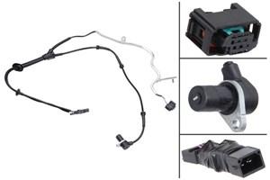 Sensor, hjulturtall, Bak, Bakaksel, Venstre