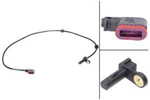 Reservdel:Mercedes S 500 ABS-givare, Sensor, hjulvarvtal, Bakaxel