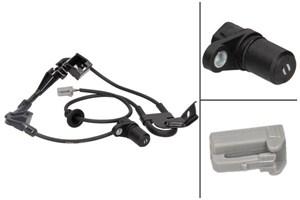 ABS-givare, Sensor, hjulvarvtal, Bak, vänster