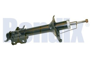 Shock Absorber, Rear, Left