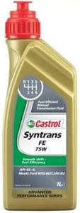 Transmissionsolja Castrol Syntrans FE 75W, Universal