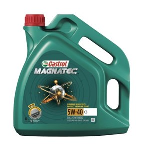 Motorolja Castrol Magnatec C3 5W-40, Universal
