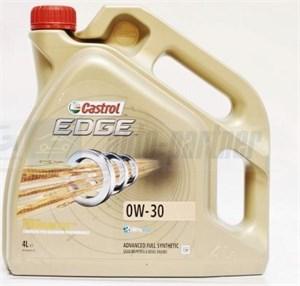Bildel: Motorolja Castrol Edge 0W-30, Universal