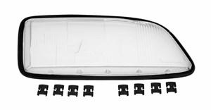 Reservdel:Volvo V70 Lyktglas, strålkastare, Höger