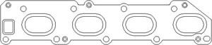 Reservdel:Opel Agila Packning, avgas, grenrör