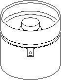Reservdel:Ford Transit Vevtapp / ventillyftare