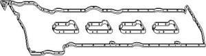 Reservdel:Mercedes Slk 200 Packningssats, vippkåpa