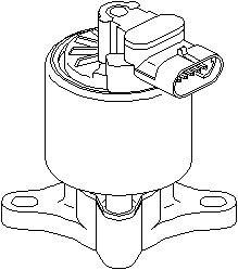 EGR-ventil