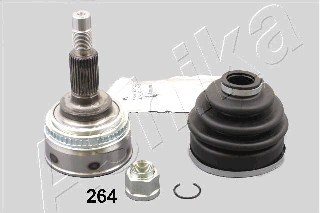 how to replace drive shaft on toyota camry