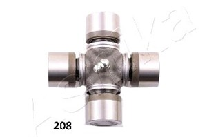 Joint, propeller shaft, Rear propshaft at differential, Rear propshaft at transfer case