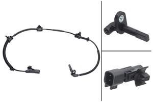 ABS Sensor, Foraksel, Højre, Venstre