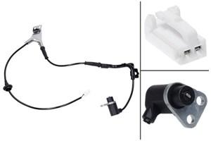 ABS-givare, Sensor, hjulvarvtal, Bak, höger