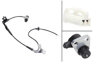 ABS Sensor, Bag, Bagaksel venstre, Venstre