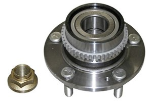 Wheel Bearing Kit, Rear axle, Left, Right