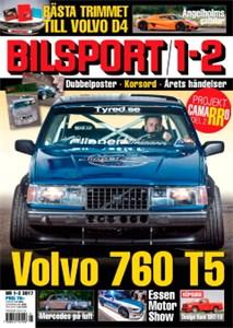 Seneste utgaven av Bilsport, Universal