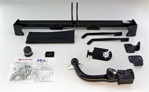 Reservdel:Ford Connect Dragkrok, Avtagbar