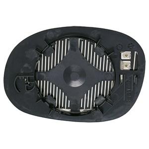 Reservdel:Citroen C2 Spegelglas, yttre spegel, Höger