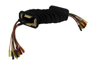 Reparasjonssett, kabelsett, Foran, Kjøretøydør