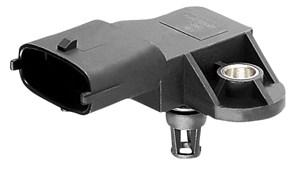 Sensor, ladetrykk, Innsugningsmanifold, Luftfilterhus