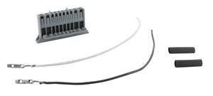 Reservdel:Fiat Panda Rep.sats, kabelstam, På huvudstrålkastare
