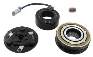 Magnetisk kobling, klimakompressor