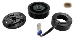 Reservdel:Opel Combo Magnetkoppling, klimatanläggning