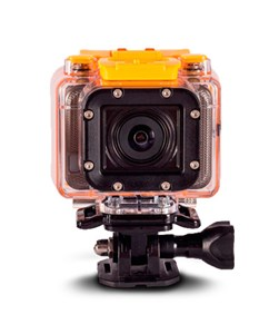 WASPcam Gideon Action Sports Camera, Universal