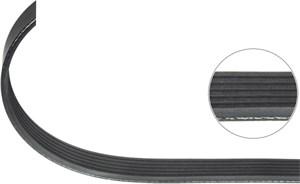 Reservdel:Audi 80 Flerspårsrem