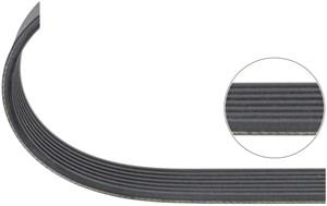 Reservdel:Mercedes Sprinter Flerspårsrem