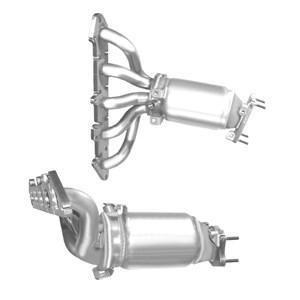 Reservdel:Volvo V70 Katalysator, Fram