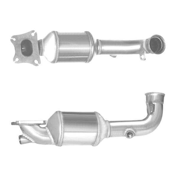 Citroen C1 1 0 Vti Feel 5dr Hatchback: Catalyst Converter, Front