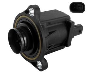 Luftcirkulationsventil, turbolader
