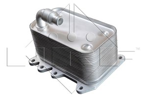 Oil Cooler, engine oil