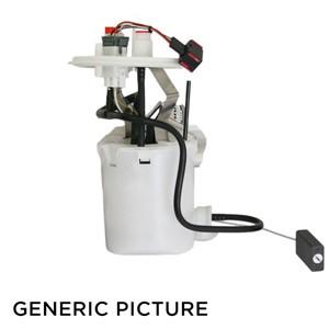 Brennstoffpumpe, I drivstoffbeholder