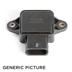 Sensor, gasspjäll