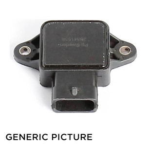 Gasspjæld-potentiometer