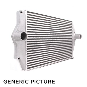 Intercooler, Vänster