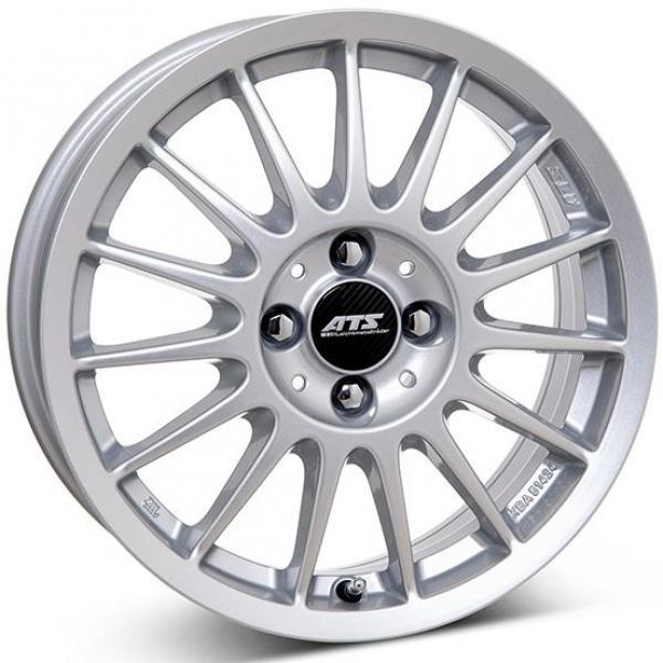 ATS Streetrallye Silver Felg