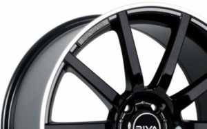 Fox Riva BNZ Black Polished