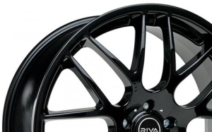 Fox Riva DTM Gloss Black