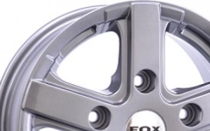 Fox Viper Commercial Dark Anthracite