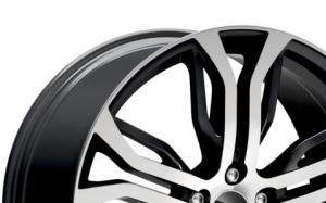 GMP Dynamik Black Polished
