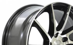 Inter Action RV10 Black Polished