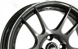 Inter Action Spider Anthracite Polished