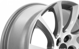 Irmscher Turbo-Star Anthracite Polished