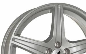 IT Wheels Gabriella Silver