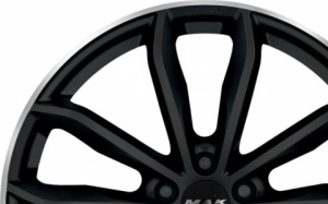 Mak 24H-FF Ice Ring Black