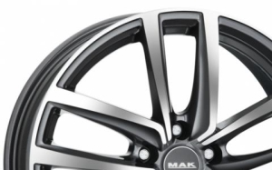 Mak Dresden Gun Metal Machined Face