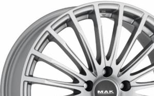 Mak Starlight Silver